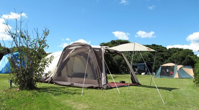 観光農園キャンプ村のキャンプサイト~大自然を満喫できるキャンプサイト~