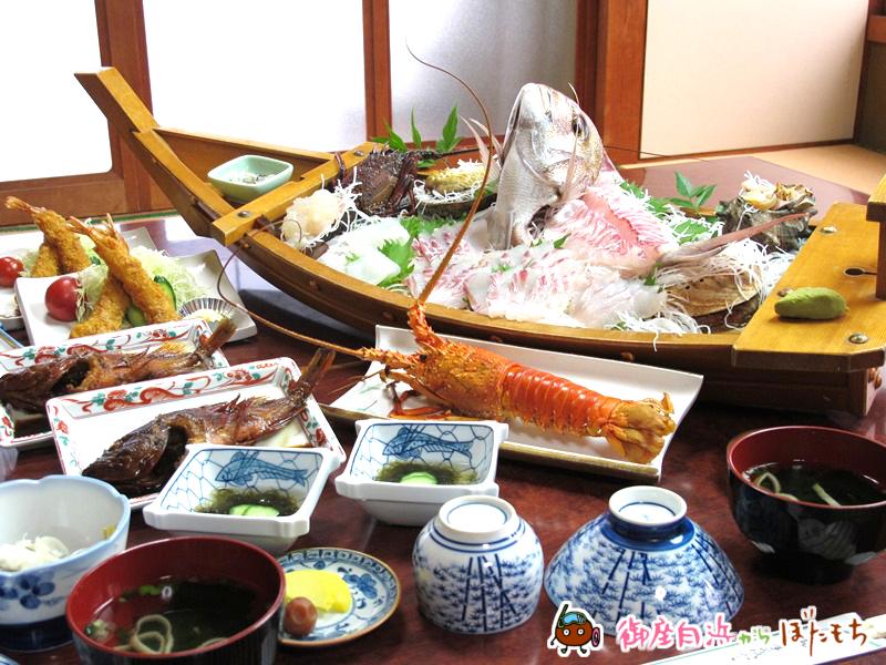 伊勢海鮮ご堪能プランで、伊勢志摩の海の幸をご堪能ください。