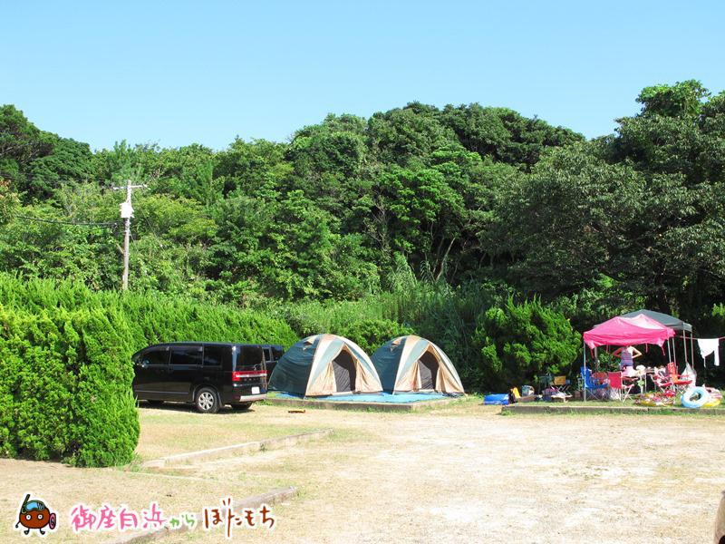 やまみオートキャンプ場のキャンプサイト~その2~