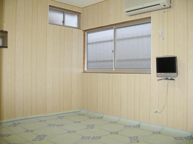 御座白浜はまゆうバンガローのバンガロー11,000円~の室内
