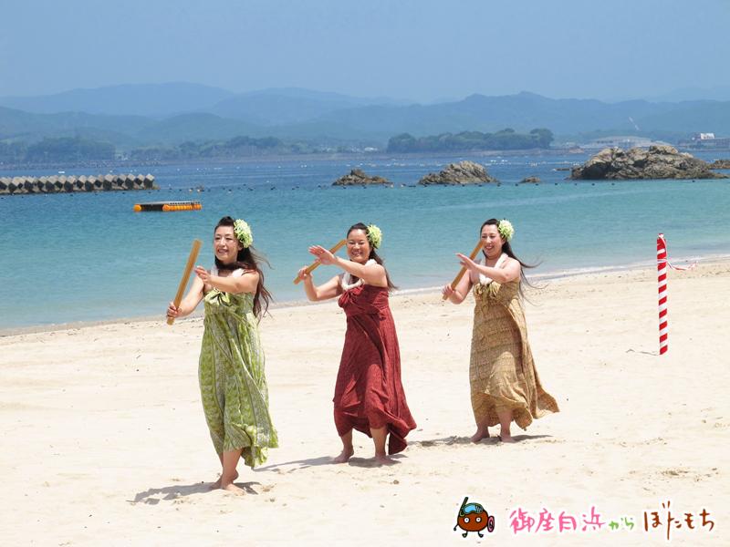 伊勢市のフラ教室「Hula studio kai lani」によるフラダンスその3