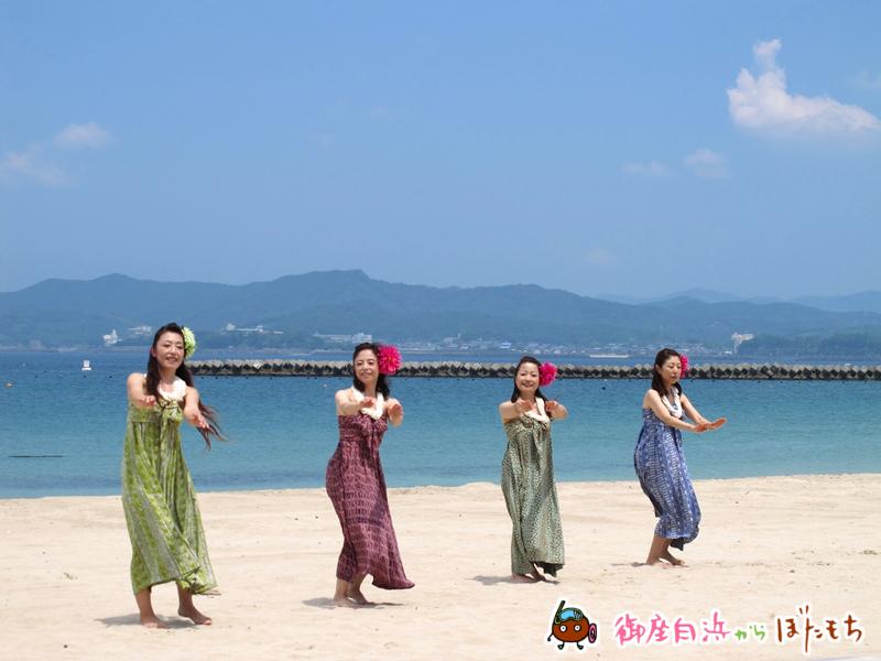 伊勢市のフラ教室「Hula studio kai lani」によるフラダンスその4