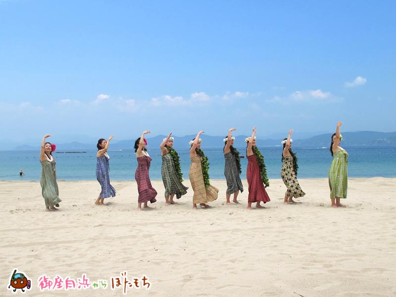 伊勢市のフラ教室「Hula studio kai lani」によるフラダンスその6
