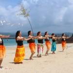 第51回御座白浜海水浴場海開き式が開催されました